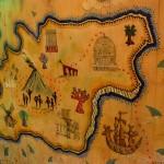 Mapa del tresor del Poble-sec